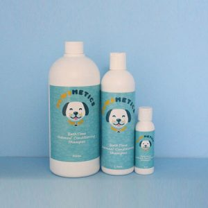 All-Natural Dog Oatmeal Conditioning Shampoo